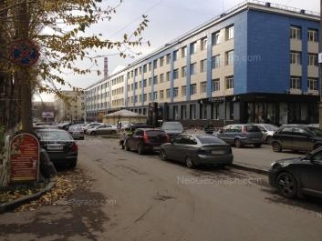 View to: Generalskaya street, 3; Malisheva street, 101; Malisheva street, 122; Chebisheva street, 2. Yekaterinburg (Sverdlovskaya oblast)