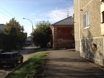 На фото видно: Лодыгина улица, 8; Студенческая улица, 54. Екатеринбург (Свердловская область)