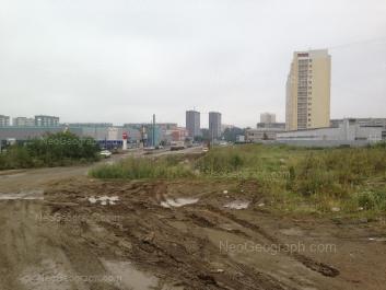 View to: Taganskaya street, 60А (Рабочая лошадка, техно-торговый центр); Taganskaya street, 79. Yekaterinburg (Sverdlovskaya oblast)