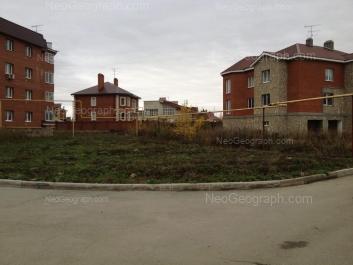 View to: Dvinskaya street, 51; Dvinskaya street, 53; Koltsevaya street, 47; Koltsevaya street, 51. Yekaterinburg (Sverdlovskaya oblast)