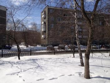 View to: Posadskaya street, 48; Posadskaya street, 48А. Yekaterinburg (Sverdlovskaya oblast)