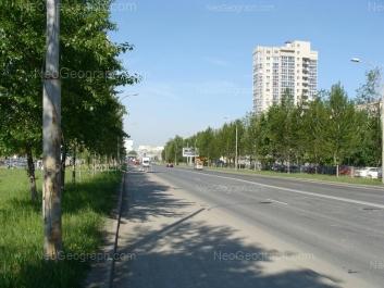 На фото видно: Ткачей улица, 16а. Екатеринбург (Свердловская область)