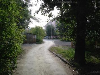 View to: Zavodskaya street, 32/1. Yekaterinburg (Sverdlovskaya oblast)