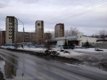 View to: Rastochnaya street, 15/7; Rastochnaya street, 17/1; Rastochnaya street, 17/2; Solikamskaya street, 16. Yekaterinburg (Sverdlovskaya oblast)