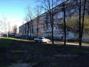 На фото видно: Волгоградская улица, 190. Екатеринбург (Свердловская область)