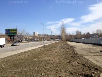 View to: Pekhotintsev street, 29. Yekaterinburg (Sverdlovskaya oblast)