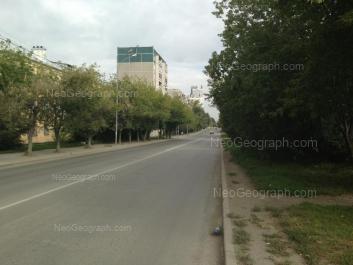 View to: Selkorovskaya street, 64а; Selkorovskaya street, 66. Yekaterinburg (Sverdlovskaya oblast)