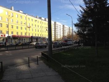 View to: 8 Marta street, 55; 8 Marta street, 57. Yekaterinburg (Sverdlovskaya oblast)