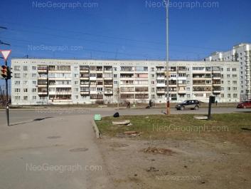 View to: Tavatuiskaya street, 10; Tavatuiskaya street, 12/1. Yekaterinburg (Sverdlovskaya oblast)
