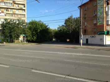 На фото видно: Космонавтов проспект, 43; Ильича улица, 71; Ильича улица, 71Б. Екатеринбург (Свердловская область)