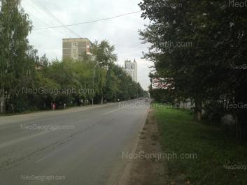 На фото видно: Селькоровская улица, 60. Екатеринбург (Свердловская область)
