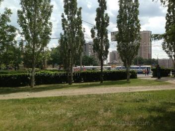 View to: 8 Marta street, 179А; 8 Marta street, 179Б; 8 Marta street, 179В; 8 Marta street, 181/2; Akademika Shvartsa street, 4; Yuliusa Fuchika street, 1. Yekaterinburg (Sverdlovskaya oblast)