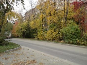 View to: Letchikov street, 8; Letchikov street, 8А; Letchikov street, 10. Yekaterinburg (Sverdlovskaya oblast)