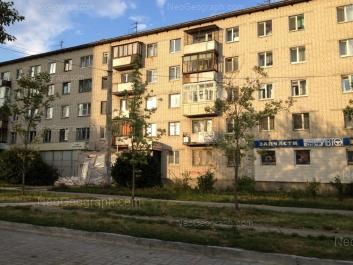 View to: Belinskogo street, 169б. Yekaterinburg (Sverdlovskaya oblast)