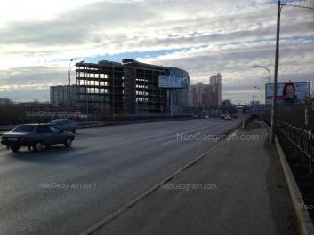 На фото видно: Фурманова улица, 1. Екатеринбург (Свердловская область)
