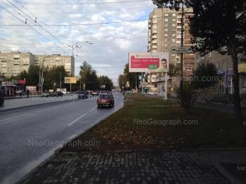 На фото видно: Викулова улица, 38Б; Крауля улица, 73. Екатеринбург (Свердловская область)