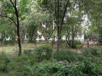 View to: Ferganskaya street, 22А (Школа №61). Yekaterinburg (Sverdlovskaya oblast)