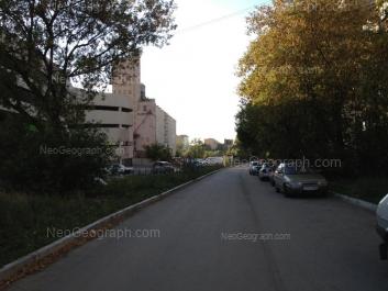 View to: Nikolaya Nikonova street, 21. Yekaterinburg (Sverdlovskaya oblast)