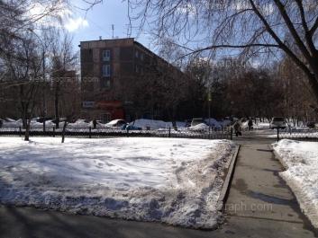 На фото видно: Посадская улица, 40/1; Посадская улица, 42. Екатеринбург (Свердловская область)