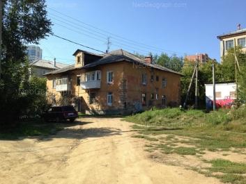 View to: Sanatornaya street, 18. Yekaterinburg (Sverdlovskaya oblast)