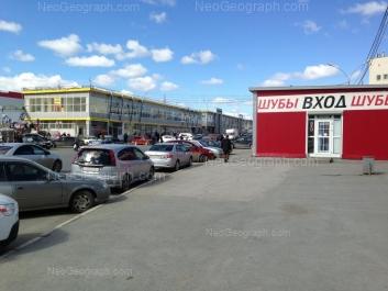 На фото видно: Миномётчиков улица, 1. Екатеринбург (Свердловская область)