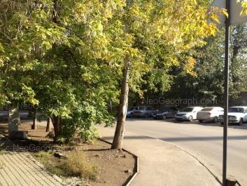 View to: Studencheskaya street, 47. Yekaterinburg (Sverdlovskaya oblast)