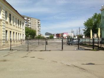 View to: Avtomagistralnaya street, 4; Avtomagistralnaya street, 4а; Pekhotintsev street, 21; Pekhotintsev street, 23. Yekaterinburg (Sverdlovskaya oblast)
