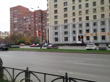 На фото видно: Белинского улица, 83; Декабристов улица, 20; Декабристов улица, 51. Екатеринбург (Свердловская область)