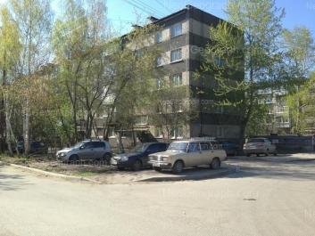 На фото видно: Расточная улица, 39; Расточная улица, 41. Екатеринбург (Свердловская область)