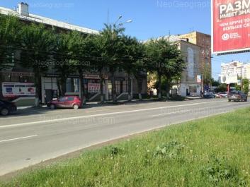 На фото видно: Сулимова улица, 59; Сулимова улица, 61; Уральская улица, 3. Екатеринбург (Свердловская область)