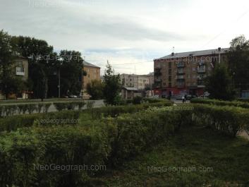 На фото видно: Заводская улица, 11; Заводская улица, 20; Заводская улица, 30. Екатеринбург (Свердловская область)