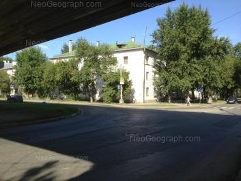 На фото видно: Куйбышева улица, 112; Куйбышева улица, 112А. Екатеринбург (Свердловская область)
