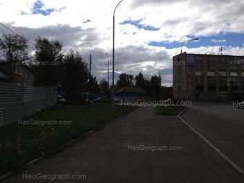 View to: Shaumyana street, 73. Yekaterinburg (Sverdlovskaya oblast)