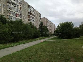 View to: Frezerovschikov street, 37; Frezerovschikov street, 43. Yekaterinburg (Sverdlovskaya oblast)