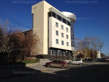 На фото видно: Восточная улица, 176; Восточная улица, 176а (ATLAZA City Residence, отель). Екатеринбург (Свердловская область)
