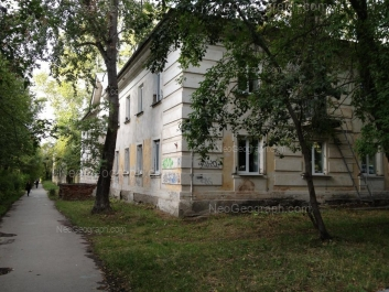 View to: Gagarina street, 57. Yekaterinburg (Sverdlovskaya oblast)