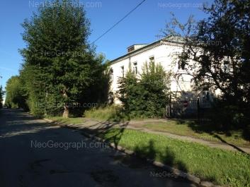 На фото видно: Шефская улица, 6. Екатеринбург (Свердловская область)