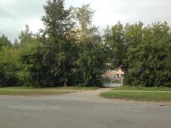 View to: Agronomicheskaya street, 12а. Yekaterinburg (Sverdlovskaya oblast)