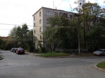 View to: Mira street, 34. Yekaterinburg (Sverdlovskaya oblast)