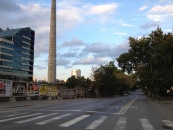 View to: 8 Marta street, 51 (Бизнес-центр Саммит (Summit)). Yekaterinburg (Sverdlovskaya oblast)