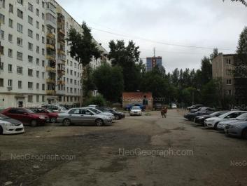 На фото видно: Таганская улица, 52 к1; Таганская улица, 52 к2; Таганская улица, 56. Екатеринбург (Свердловская область)
