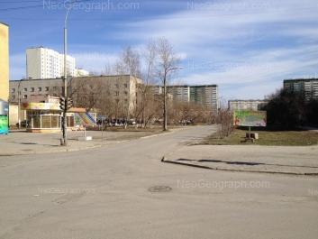 View to: Sedova avenue, 17; Sedova avenue, 26; Sedova avenue, 26/2; Sedova avenue, 26/3; Nadezhdinskaya street, 12; Nadezhdinskaya street, 12в; Tavatuiskaya street, 1г. Yekaterinburg (Sverdlovskaya oblast)