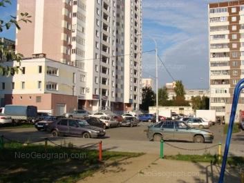 View to: Amundsena street, 55/2; Vogogradskaya street, 29а; Vogogradskaya street, 31/2. Yekaterinburg (Sverdlovskaya oblast)
