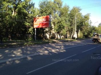 На фото видно: Краснофлотцев улица, 32. Екатеринбург (Свердловская область)