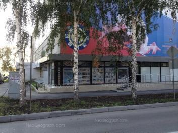 На фото видно: Студенческая улица, 37. Екатеринбург (Свердловская область)