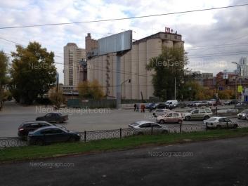 На фото видно: Челюскинцев улица, 58. Екатеринбург (Свердловская область)