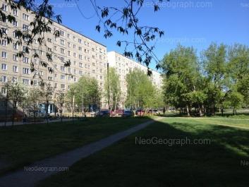 View to: Reshetnikova driveway, 18/1; Reshetnikova driveway, 18/2. Yekaterinburg (Sverdlovskaya oblast)