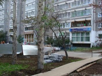 На фото видно: Амундсена улица, 61. Екатеринбург (Свердловская область)