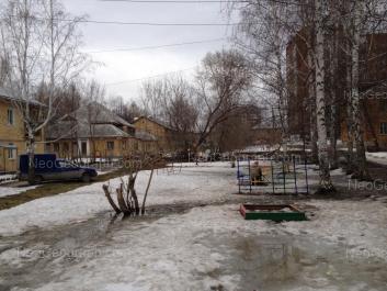 View to: Starikh Bolshevikov street, 29А; Starikh Bolshevikov street, 33; Starikh Bolshevikov street, 35; Stachek street, 32Б; Entusiastov street, 18; Entusiastov street, 20; Entusiastov street, 22; Entusiastov street, 24. Yekaterinburg (Sverdlovskaya oblast)
