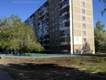 View to: Reshetnikova driveway, 3. Yekaterinburg (Sverdlovskaya oblast)